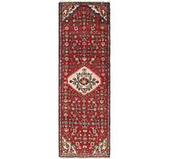 Link to 2' 5 x 8' Hossainabad Persian Runner Rug