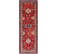 Link to 3' 5 x 10' 10 Hamedan Persian Runner Rug