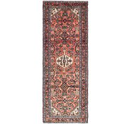 Link to 3' 6 x 9' 8 Hossainabad Persian Runner Rug