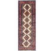 Link to 3' x 9' 2 Chenar Persian Runner Rug