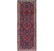 Link to 3' 9 x 10' 6 Mazlaghan Persian Runner Rug