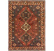 Link to 4' x 5' 8 Ghashghaei Persian Rug