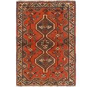 Link to 3' 7 x 5' 3 Ghashghaei Persian Rug