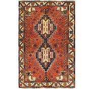Link to 3' 7 x 5' 8 Ghashghaei Persian Rug