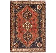 Link to 3' 9 x 5' 7 Ghashghaei Persian Rug