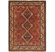 Link to 4' x 5' 7 Ghashghaei Persian Rug