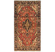 Link to 2' 5 x 4' 7 Hamedan Persian Rug