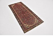Link to 2' 10 x 6' 6 Hossainabad Persian Runner Rug