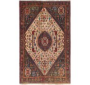 Link to 5' 3 x 8' 6 Sirjan Persian Rug