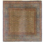 Link to 6' 8 x 7' Mood Persian Square Rug