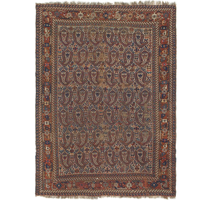 6' 8 x 9' 2 Malayer Persian Rug