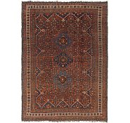 Link to 7' 5 x 10' 2 Shiraz Persian Rug