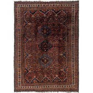 7' 5 x 10' 2 Shiraz Persian Rug
