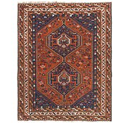 Link to 5' 2 x 6' 5 Shiraz Persian Rug