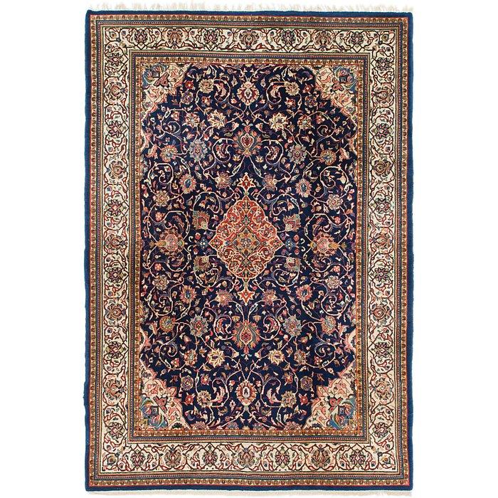 7' 4 x 10' 8 Sarough Persian Rug