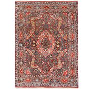 Link to 267cm x 370cm Kerman Persian Rug