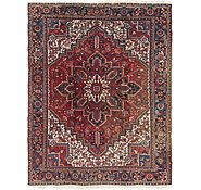 Link to 8' 7 x 10' 10 Heriz Persian Rug