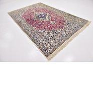 Link to 6' 5 x 10' Nain Persian Rug