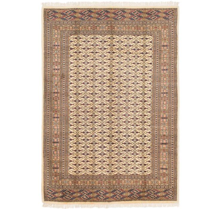 7' 4 x 10' 5 Bokhara Oriental Rug