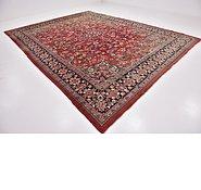 Link to 10' 8 x 14' Farahan Persian Rug