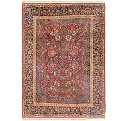 Link to 8' 9 x 12' 3 Sarough Persian Rug