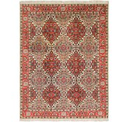 Link to 9' x 11' 8 Sarough Rug