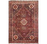 Link to 7' 2 x 10' 6 Ghashghaei Persian Rug