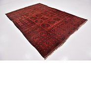 Link to 7' 3 x 10' 3 Afghan Akhche Rug