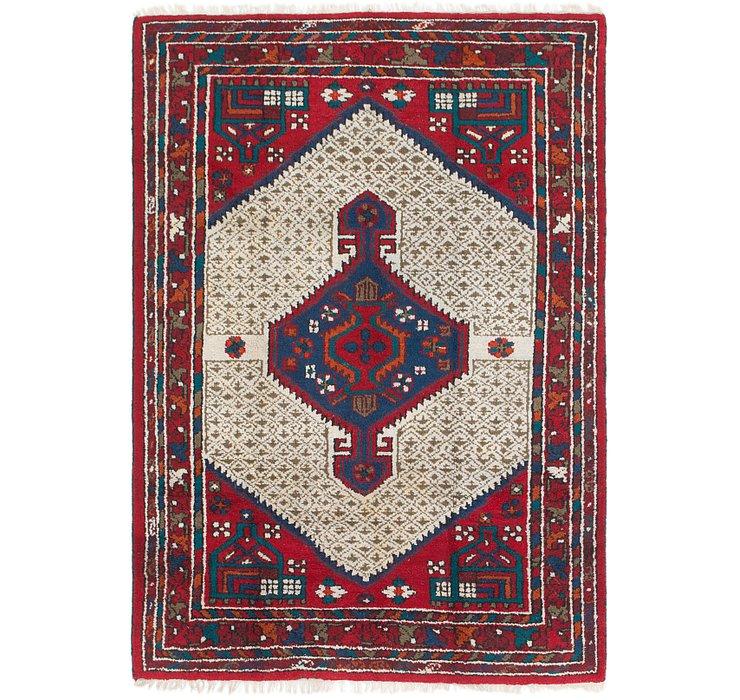 193cm x 282cm Kelardasht Persian Rug