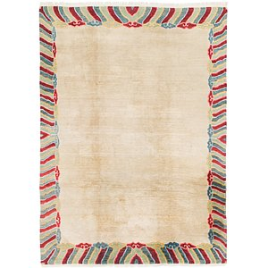 Link to 7' 10 x 11' 3 Nepal Rug item page