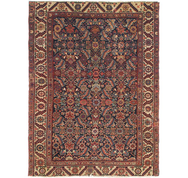 4' x 5' 8 Malayer Persian Rug