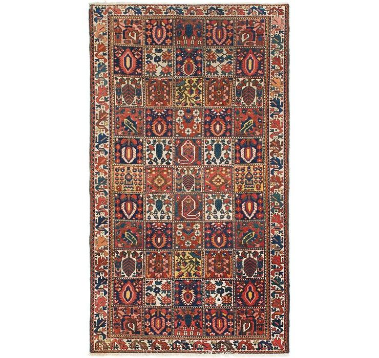 5' 5 x 9' 10 Bakhtiar Persian Rug