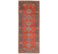 Link to 3' 10 x 10' 4 Heriz Persian Runner Rug