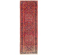 Link to 4' x 12' 3 Heriz Persian Runner Rug