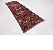 Link to 3' 7 x 12' 4 Heriz Persian Runner Rug