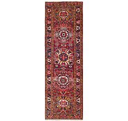 Link to 3' 7 x 12' 4 Heriz Persian Runner Rug