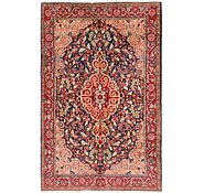 Link to 4' 5 x 7' 2 Sarough Persian Rug