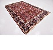 Link to 6' 7 x 10' 3 Tabriz Persian Rug