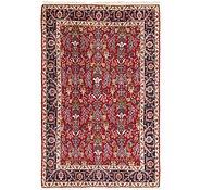 Link to 200cm x 312cm Tabriz Persian Rug