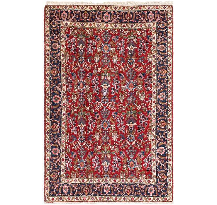 6' 7 x 10' 3 Tabriz Persian Rug