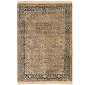 Link to 4' 2 x 6' 2 Sarough Persian Rug