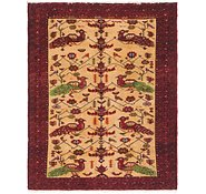 Link to 4' 4 x 5' 5 Bokhara Oriental Rug