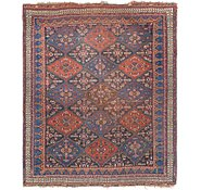 Link to 4' 9 x 5' 8 Shiraz Persian Rug