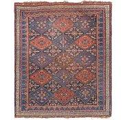 Link to 4' 9 x 5' 8 Shiraz Persian Rug