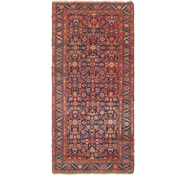 137cm x 297cm Malayer Persian Runner ...