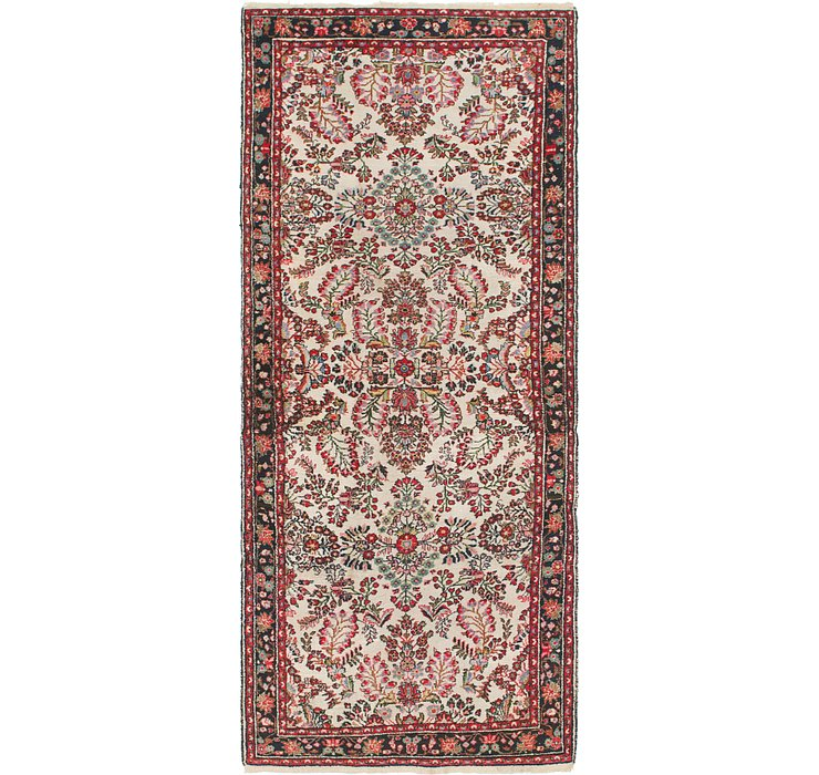 4' 5 x 10' 4 Mehraban Persian Runner...