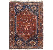 Link to 7' 2 x 10' 4 Shiraz Persian Rug