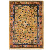 Link to 7' x 9' 9 Antique Finish Rug