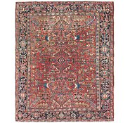 Link to 6' 10 x 8' 3 Heriz Persian Rug