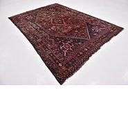 Link to 7' 2 x 10' 2 Shiraz Persian Rug